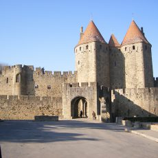 Carcassonne Medieval City