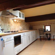 Kitchen working Area