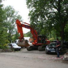 Help rearranging parking